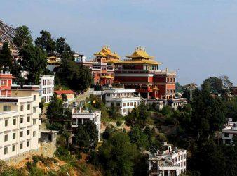 Namo Buddha Hike